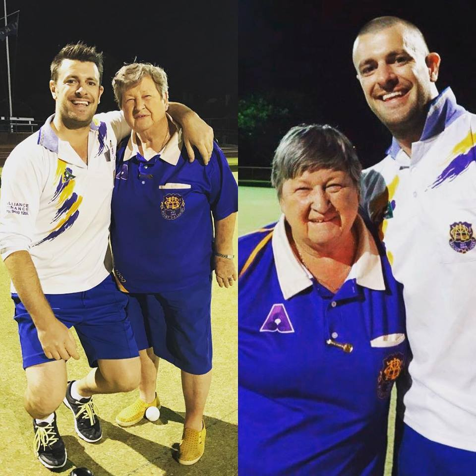 Mt Lawley mixed Pairs 2019