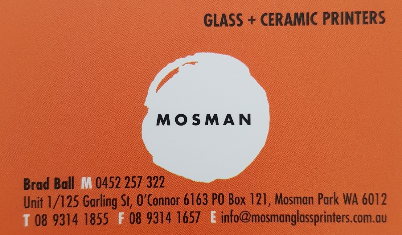 Mosman Glass Printers
