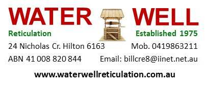 Water Well Retic
